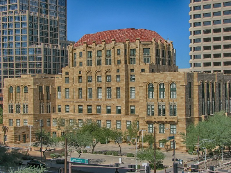 Phoenix is the capital and most populous city in Arizona State.